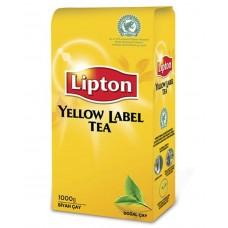 LIPTON YELLOW LABEL 1 KG 1*1